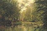 Im Wald von Veules