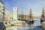 Im Hafen von Savona