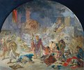 Die Zerstörung des Tempels in Jerusale