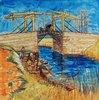 Die Brücke von Langlois in Arles. Arles