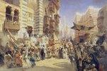 Überführung des Heiligen Teppichs von Mekka nach Kairo