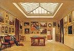 Ein Billiard-Raum. 1876.