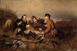 Gespräch unter Jägern