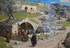 Die Jungfrauenquelle in Nazareth