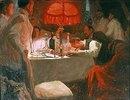 Unter der roten Lampe. 1910-er Jahre