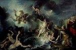 Perseus befreit Andromeda