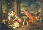 Tod der Camilla, Schwester des Horatius