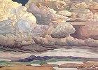 Grosse Wolken