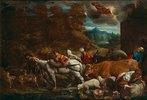 Der Aufbruch Abrahams ins gelobte Land