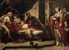 Antiochus (Sohn des Syrer-Königs Seleucus) in Liebe zu seiner Stiefmutter Strat