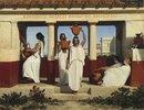 Griechische Frauen im Brunnen
