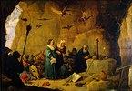 Die Versuchung des hl.Antonius Abad