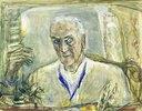 Portrait des Benno Reifenberg