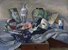 Stillleben mit Maske