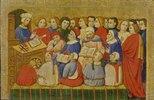 Der heilige Augustinus als Lehrer