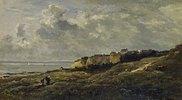Normannische Küstenlandschaft (Villerville-sur-Mer)