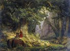Die tausendjährige Eiche