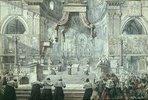 Das Blutwunder des Hl. Januarius in der Kathedrale von Neapel