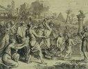 Fabelillustration: Die Götter Ägyptens