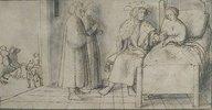 König Peter von Aragonien und die Schöne Lisa (Boccaccio, Decamerone X,7)