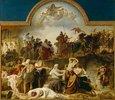 Die Wegführung der Juden in die babylonische Gefangenschaft