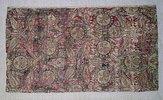 Seidengewebe. Erste Hälfte des 17. Jahrhunderts