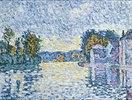Studie An der Seine. 1902 (?)