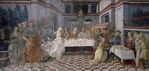 Das Gastmahl des Herodes. Der Tanz der Salomé