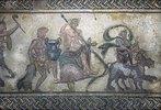 Der Triumphzug des Dionysos. Um 200 n.Chr