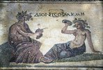 Dionysos in Gesellschaft. Um 200 n.Chr