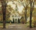 Die Kirche in Rockport