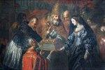 Papst Urban VIII. übergibt die Reliquien des hl. Julian an Erzherzogin Claudia