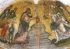 Taufe Christi im Jordan