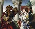 Othello und Desdemona