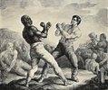 Boxeurs / Faustkämpfer
