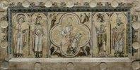 Antependium aus der ehemaligen Walpurgiskirche in Soest