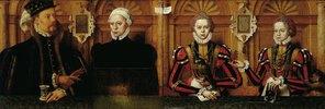 Familienbild des Grafen Johann II. von Rietberg