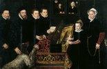 Familienporträt des Hendrik van den Broucke