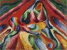 Astrale Komposition XVIII