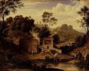 Ziegelhütte bei Olevano