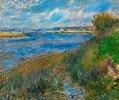 Die Seine-Ufer bei Champrosay