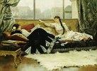 Sarah Bernhardt und Christine Nilsson