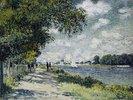 Die Seine bei Argenteuil