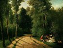 Picknick in Montmorency
