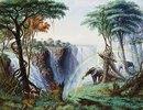Der Mosi-oa-Tunya oder: Die Victoria Falls, Zambesi River