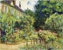 Das Haus des Künstlers in Giverny. 1913