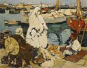 Im Hafen von Algier