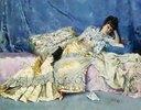 Lady on a Divan