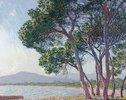 Der Strand bei Juan-les-pins