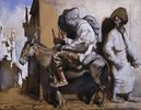 Noreddin Ali verläßt Kairo